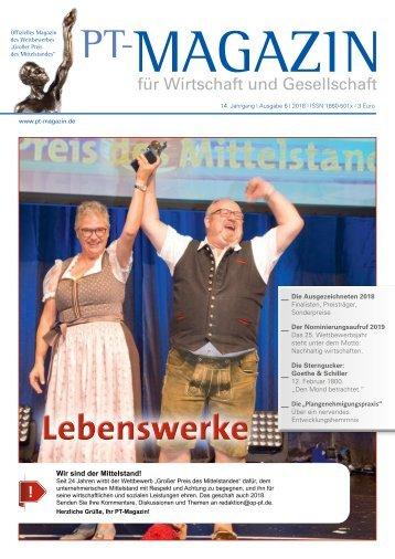 PT-Magazin 06 2018