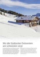 Radius Südtirol Magazin Winter 18/19 Die Welt - Page 6