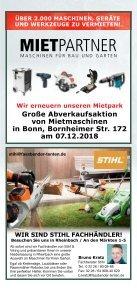 Flyer Hausmesse in Bonn am 07.12.2018 - Page 6