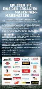 Flyer Hausmesse in Düsseldorf am 15.12.2018 - Seite 2