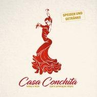 CasaConchitaSpeisekarte21x21cmYumpu