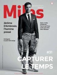 Miles #31 Capturer le Temps