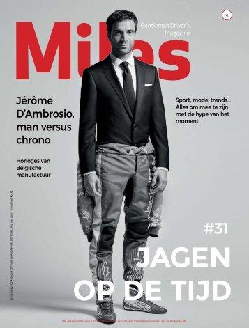 Miles #31 Jagen op de Tijd