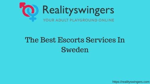 Escort girls Sweden