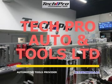 Automotive Professional Mechanic Tools