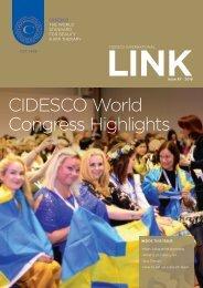 CIDESCO LINK Magazine issue 87