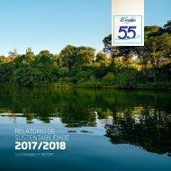 Relatório de Sustentabilidade 2017/2018