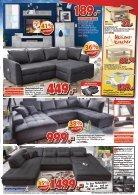 Möbel & Küchen in Mega Auswahl auf Lager - vieles vor dem Fest: das große Sparvergnügen bei Mega Möbel in Schwandorf und Weiden - Page 3