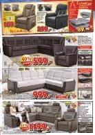 Möbel & Küchen in Mega Auswahl auf Lager - vieles vor dem Fest: das große Sparvergnügen bei Mega Möbel in Schwandorf und Weiden - Page 5
