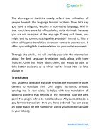 What Are the Best Magento Language Translation Tools in the Market_ - Page 2