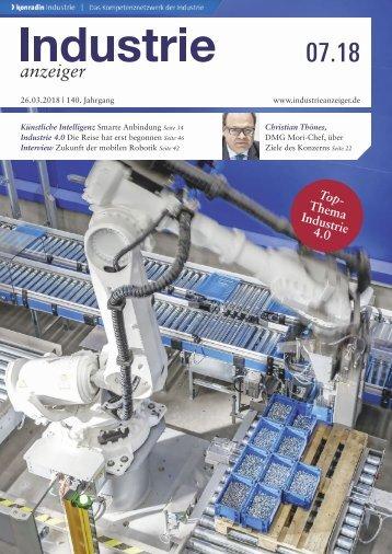 Industrieanzeiger 07.18