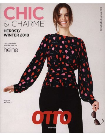 Chic & Charme Herbst/Winter 2018