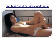 Independent Female Call Girl Models in Andheri East Mumbai