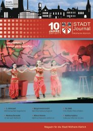 STADTJournal Ausgabe November 2018
