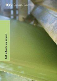 FHNW - CAS Industrie und Umwelt