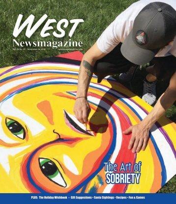 West Newsmagazine 11-14-18