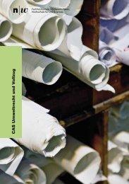 FHNW - CAS Umweltrecht und Vollzug