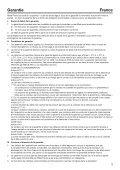 Miele KM 6389 - Carnet de garantie - Page 3