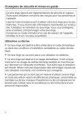 Miele WDD320 SpeedCare 1400 - Mode d'emploi - Page 6