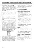 Miele PW 5065 [EL AV] - Mode d'emploi - Page 2