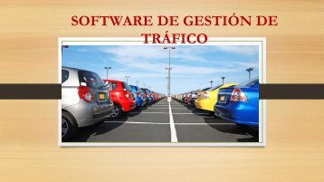 Software de Sistema de Transporte Inteligente