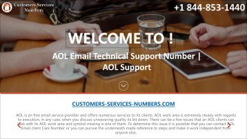 AOL Email Support & Aol Email Contact Support Number