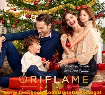 Oriflame - Catálogo 17-2018