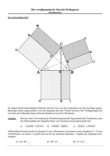 Arbeitsblatt Mathematik 9