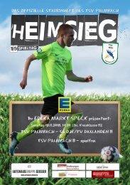 TSV Palmbach Saison 18-19 Heft 7