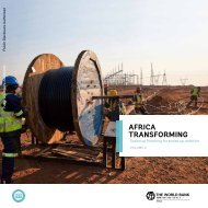 Africa Transforming (Vol. 2) : Scaled Up Financing for Scaled Up Ambition