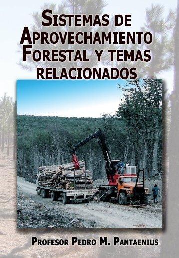 SISTEMAS DE APROVECHAMIENTO FORESTAL- Manejo de Motosierra