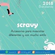 Catálogo Scravy 2018