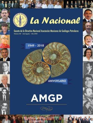 LA NACIONAL | Julio - Agosto| 2018