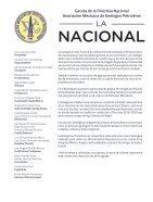 LA NACIONAL | Julio - Agosto| 2018 - Page 4
