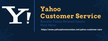Yahoo Customer Service - Updated | You Must See!!!