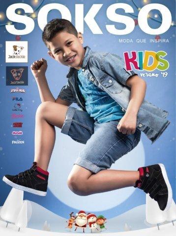 Sokso - Kids Verano 19