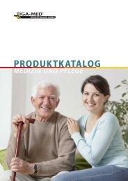 Produktkatalog TIGA-MED Deutschland GmbH