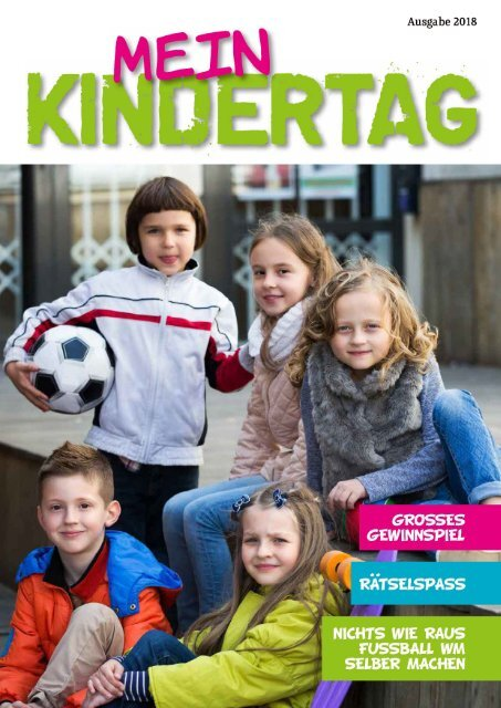 MEIN KINDERTAG 2018