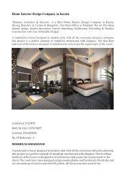 home interior design company in kerala-converted