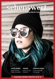 Sehenswert Magazin Herbst/Winter Bartels