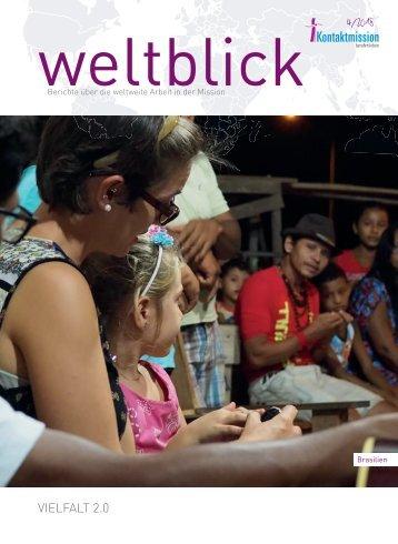 Weltblick 2018, 4. Ausgabe