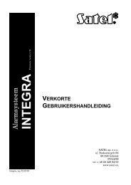 INTEGRA-Verkorte-gebruikershandleiding