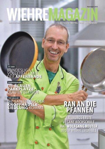 Wiehre Magazin (Ausgabe Mittel-/Oberwiehre, November 2018)