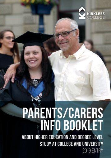 Parents HE guide Web