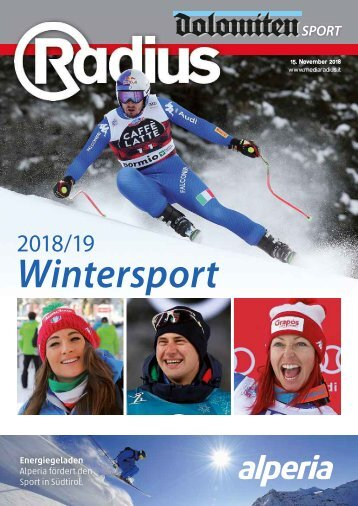 Radius Wintersport 2018/19