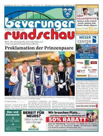 Beverunger Rundschau 2018 KW 46