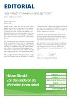 Das Immobilienmagazin - Ausgabe 11 - Page 3