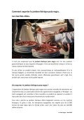 Exportation de jambon ibérique pata negra. - Page 2