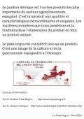 Exportation de jambon ibérique pata negra. - Page 5
