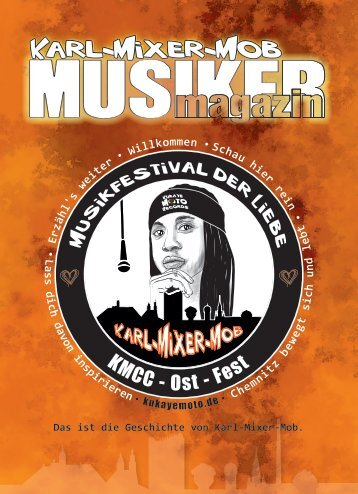 Karl-Mixer-Mob MUSIKERmagazin